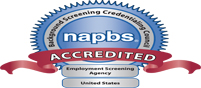 NAPBS accredited background screening