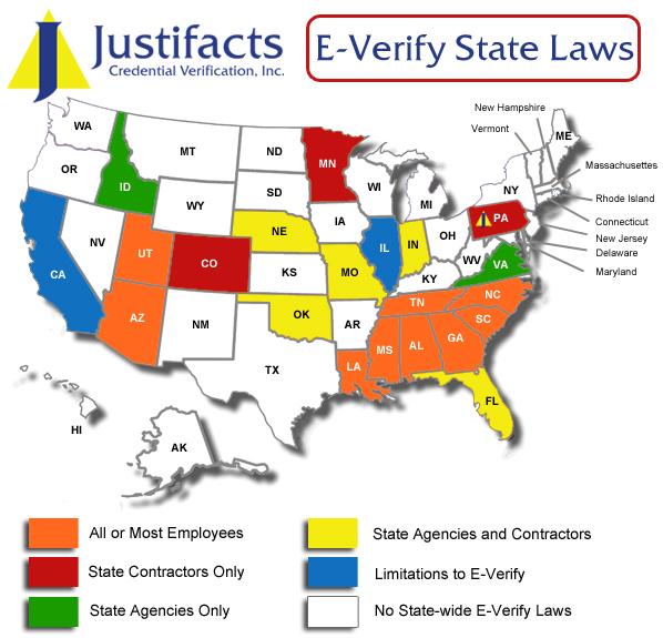 Verify State Map for E...