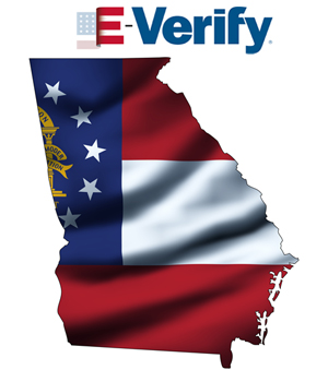 Georgia Bill Requires E-Verify