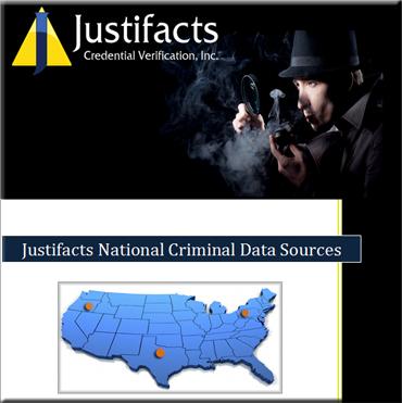 National Criminal Database Sources Document