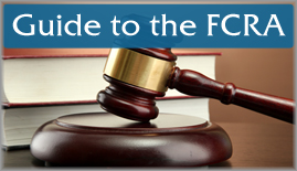 Guide to the FCRA Home