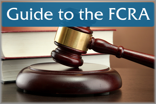 Guide to Understanding the FCRA Download