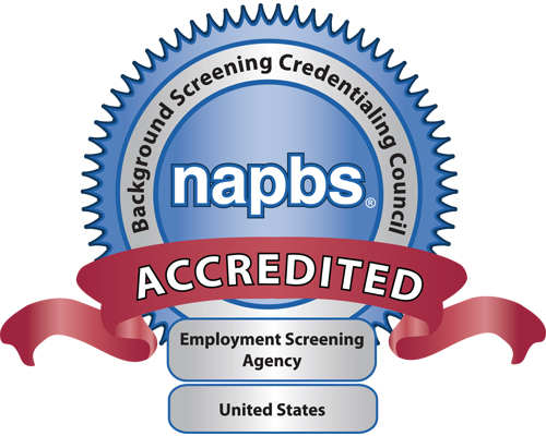 NAPBS Accredited Background Screening Firm Justifacts