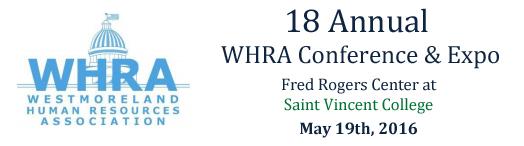 2016 Westmoreland HR Conference