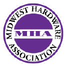 Midwest Hardware association logo