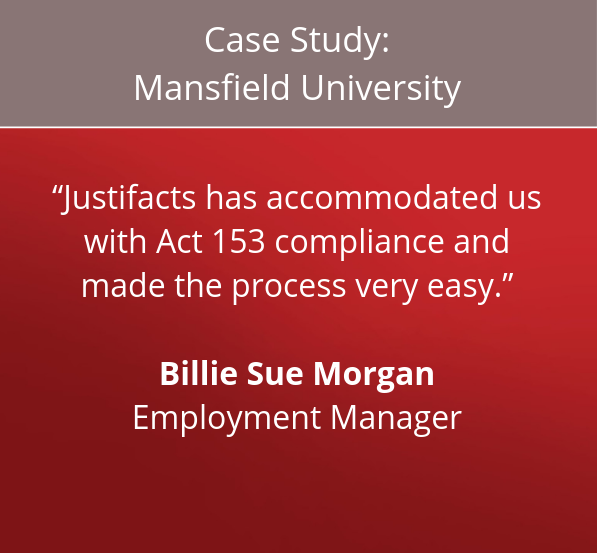 Justifacts Case Study
